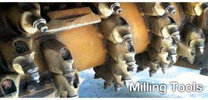 slide carbide milling tools