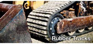 slide rubber tracks